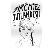 Portrait of Archibald Plumby - Archie of Outlandish Poster