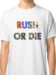 Realm of the Mad God - Rush or Die Classic T-Shirt