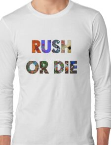 Realm of the Mad God - Rush or Die Long Sleeve T-Shirt