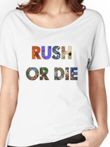 Realm of the Mad God - Rush or Die Women's Relaxed Fit T-Shirt
