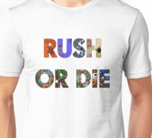 Realm of the Mad God - Rush or Die Unisex T-Shirt