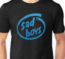 Sad Boys Inside Unisex T-Shirt