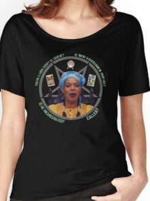 Miss Cleo Knows All Women's Relaxed Fit T-Shirt