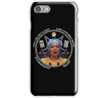 Miss Cleo Knows All iPhone Case/Skin