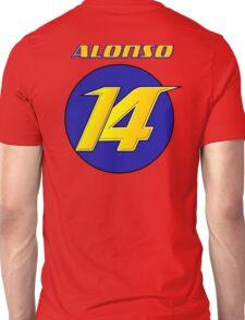 Fernando ALONSO #14_2014 Unisex T-Shirt
