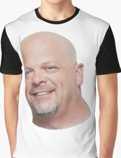 Rick Harrison Graphic T-Shirt