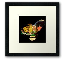 The Many Cultures of Me Framed Print