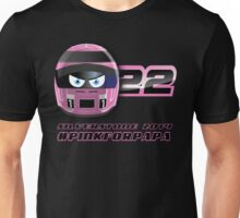 Jenson BUTTON_2014_Silverstone_Helmet Unisex T-Shirt