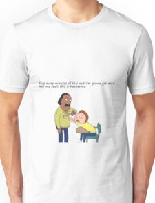 Rick And Morty: Mr. Goldenfold Unisex T-Shirt