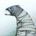 Straitjacket Fish by Kaitlin Beckett