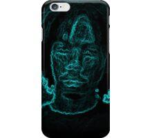 Steven Blue Glow iPhone Case/Skin
