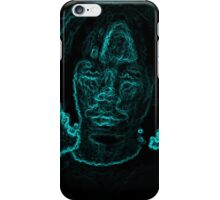 Steven Blue Glow iPhone Case/Skin