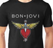 bon jovi best logo vector dolly Unisex T-Shirt