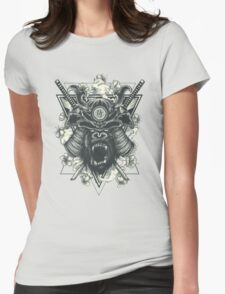 Age of Apes Womens Fitted T-Shirt