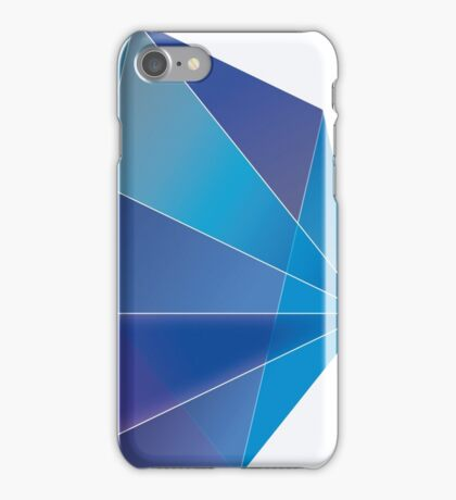 Blue Clarity iPhone Case/Skin