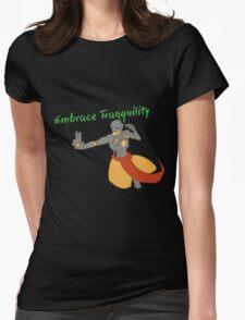 Embrace Zenyatta Womens Fitted T-Shirt