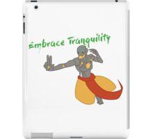 Embrace Zenyatta iPad Case/Skin