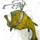 Angler Fish by Kaitlin Beckett