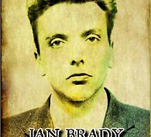 Ian Brady, Moors Murderer by Lisa Briggs
