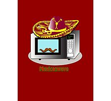 Mexican Wave - Mexican Microwave Photographic Print