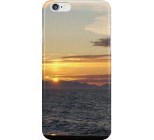 Sunset Panorama iPhone Case/Skin