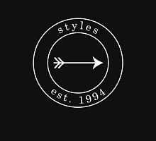 Harry Styles est. 1994 Emblem White Unisex T-Shirt