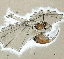 Ratglider by Kaitlin Beckett