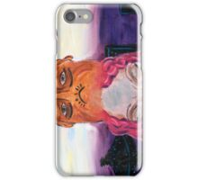 Dreaming of Ziggurats  iPhone Case/Skin