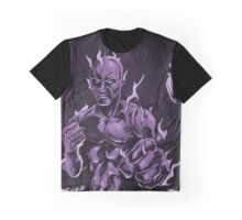 Cluster Fight - Purple Edition Graphic T-Shirt