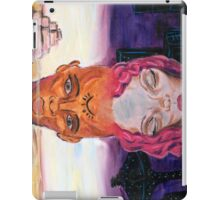 Dreaming of Ziggurats  iPad Case/Skin