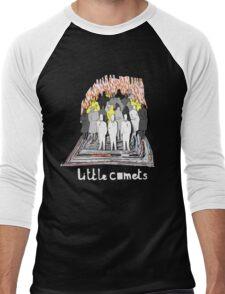 Little Comets - Album Covers Men's Baseball ¾ T-Shirt