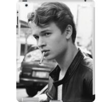 Augustus Waters Cigarette Print iPad Case/Skin