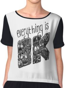 Everything is OK! Chiffon Top