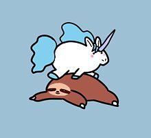 Little Chubby Unicorn and Sloth Unisex T-Shirt