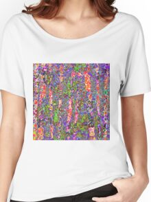 Purple Chaos Women's Relaxed Fit T-Shirt