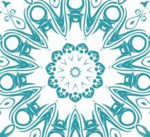 Mandala Turquoise Sticker