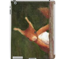 Terry the Squirrel iPad Case/Skin