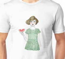 Genevieve Unisex T-Shirt