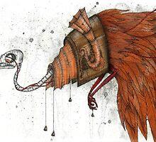 Clockwork Bird by Kaitlin Beckett