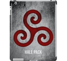 Hale Pack (Bloodless Version) iPad Case/Skin