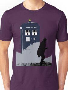 Skaro in Silhouette  Unisex T-Shirt
