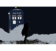 Skaro in Silhouette  Photographic Print
