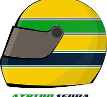 AYRTON SENNA FOREVER by Cirebox