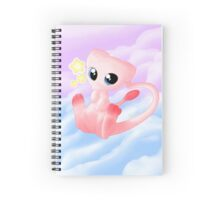 Cloudy Kitty Spiral Notebook