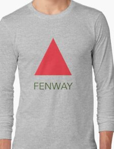 Fenway Park - Red Sox Long Sleeve T-Shirt