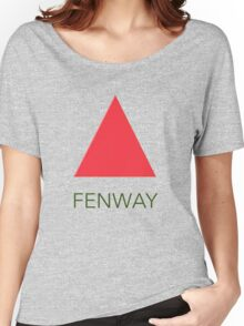 Fenway Park - Red Sox Women's Relaxed Fit T-Shirt