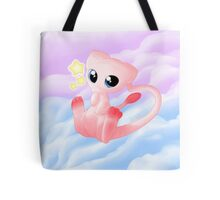 Cloudy Kitty Tote Bag