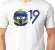 FELIPE MASSA_2014_HELMET Unisex T-Shirt