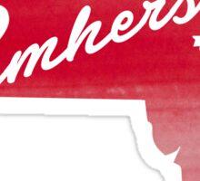 Amherst Sticker