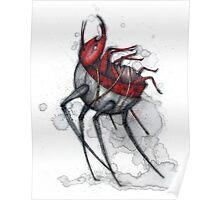 Beetle Walker Poster